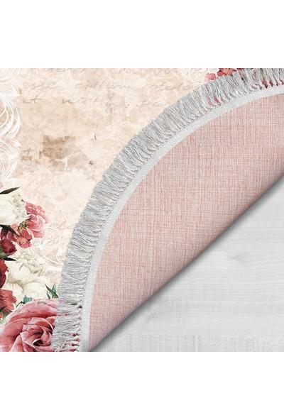 Decoling İpek 1814 Dekoratif Oval Klozet Takımı