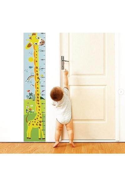 Agubugu Baby - Zürafa Boy Ölçer 130 cm