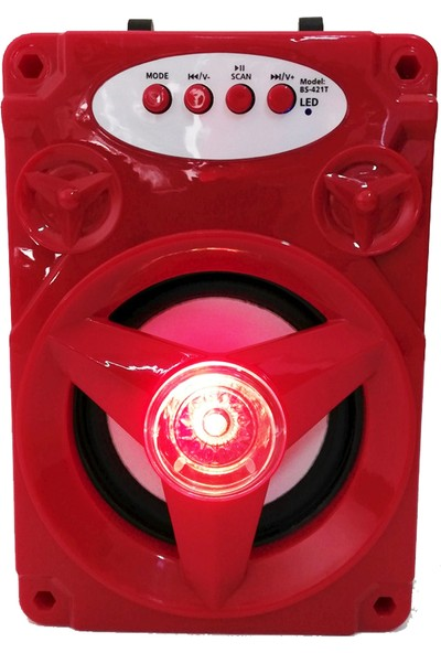 Twinix Sd Kart - Fm Radyo Bluetooth Hoparlör