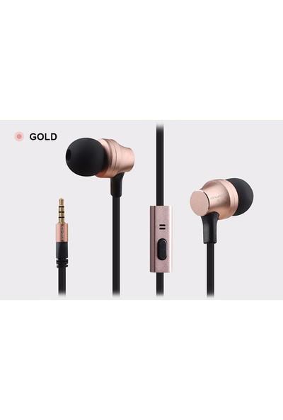 Awei Mikrofonlu Kulaklık ES910İ - Gold