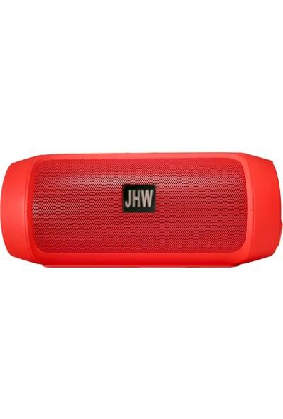 Jhw Powerbank Bluetooth Hoparlör