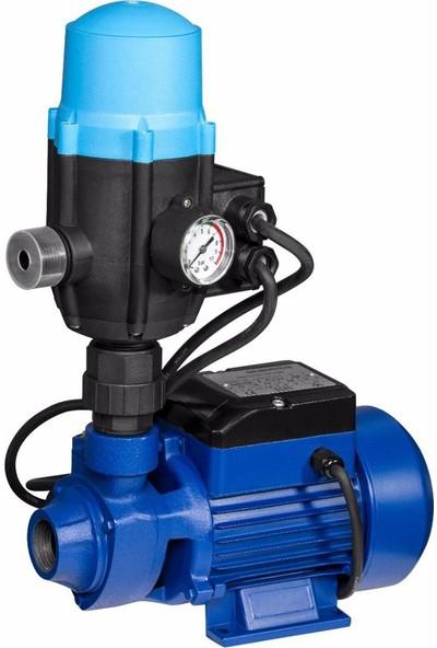 Staxx Power Ibeltech Hidrofor Otomatik Su Pompası Seti 0.55 Hp 1'' 33 M Dik Basar Bakır Sargı 2 Kat 2 Daire