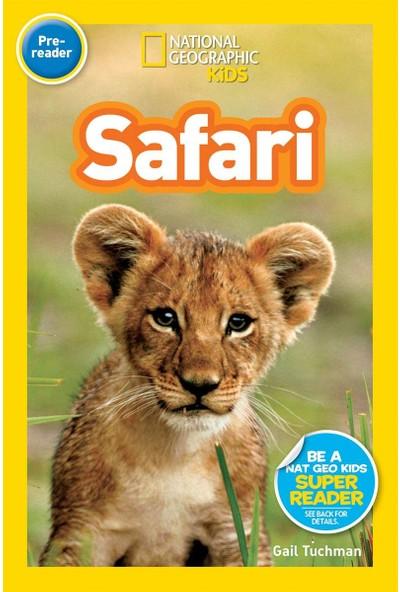 National Geographic Readers: Safari