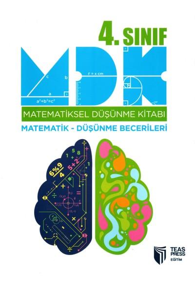 Teas Press Yayınları 4. Sınıf Matematiksel Düşünme Kitabı