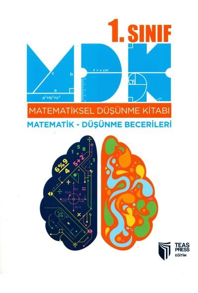Teas Press Yayınları 1. Sınıf Matematiksel Düşünme Kitabı