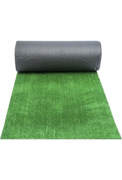 ForFloor Yapay Çim Halı Yeşil 7mm Kalınlık Eni 100 cm