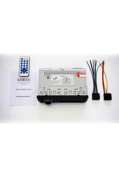 Korax Oto Teyp KX-4010USB/MP4/BT