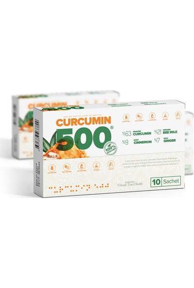 Patina Curcumin 500 Herbal Food Altın Yoğurt Kürü 2 Adet