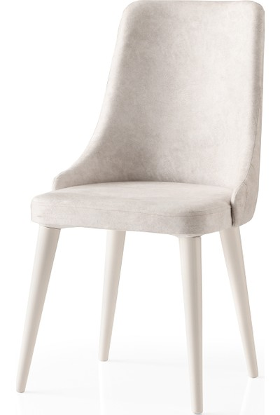 Zeren Ahşap Ayaklı Sandalye