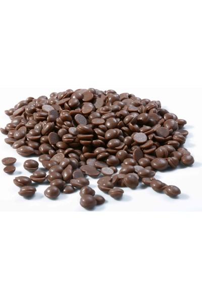 B'Choco Sütlü Drop Çikolata 3 kg