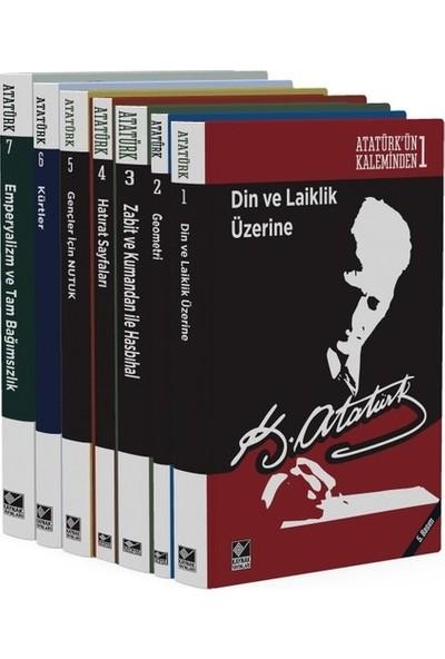 Atatürk'ün Kaleminden 1-2-3-4-5-6-7 Cilt Set