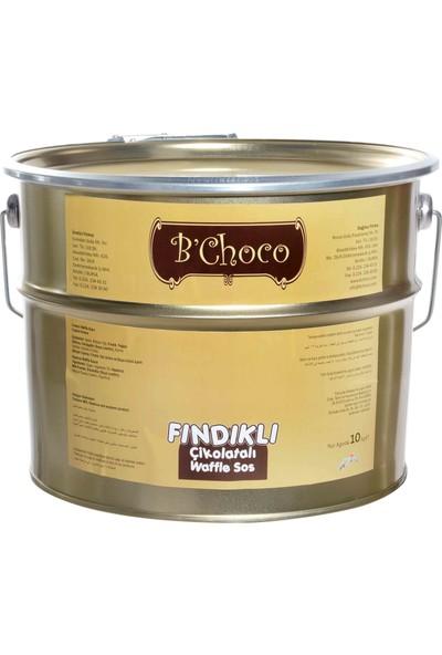B'Choco Fındıklı Pralin Çikolata 10 kg