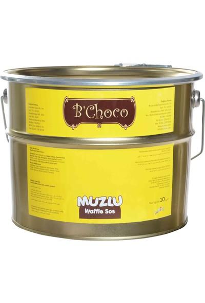 B'Choco Muzlu Pralin Çikolata 10 kg
