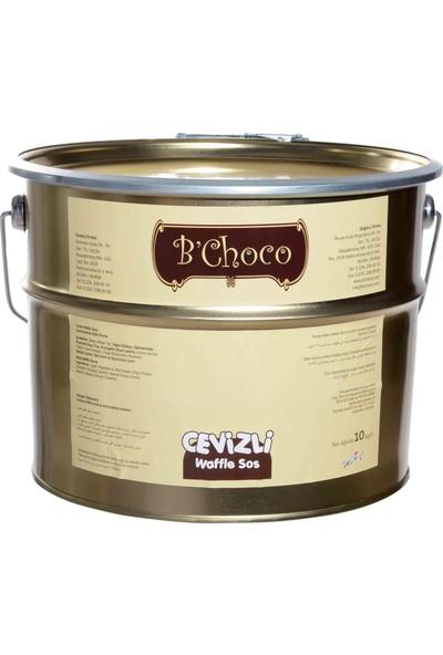 B'Choco Cevizli Pralin Çikolata 10 kg