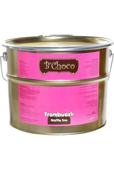B'Choco Frambuazlı Pralin Çikolata 10 kg