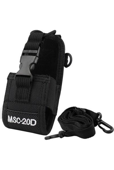 MSCD Askı Kayışlı Telsiz Kılıfı