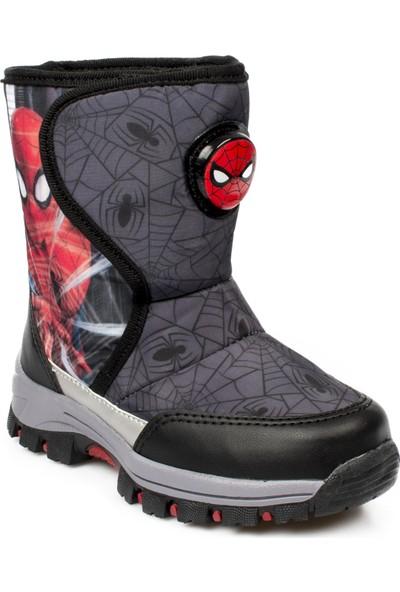 Spiderman Alban P Kar Siyah Çocuk Bot