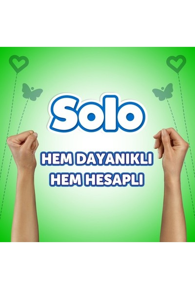 Solo Tuvalet Kağıdı 32 X 2 64 Rulo