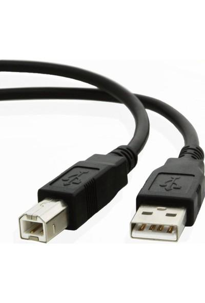 Upjaks USB 2.0 Printer ve Data Yazıcı Kablosu 3 mt