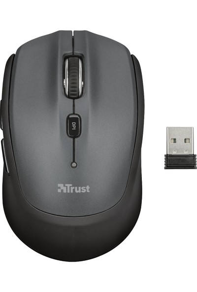 Trust 23177 Nano Kompakt Kablosuz Mouse 1587735