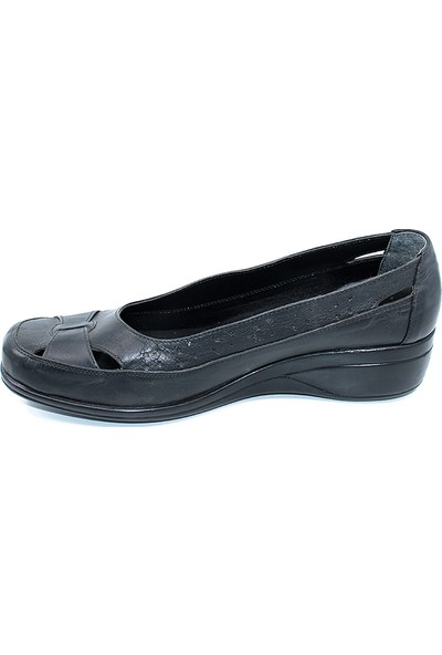 Ayakcity 311 Ortapedik Anne Günlük Rahat Ayakkabı Siyah - 40