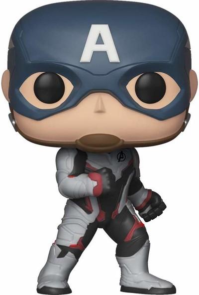 Funko POP Figür - Marvel Avengers EndgameCaptain America