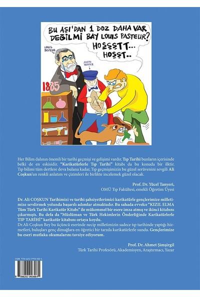 Karikatürlerle Tıp Tarihi - Ali Coşkun