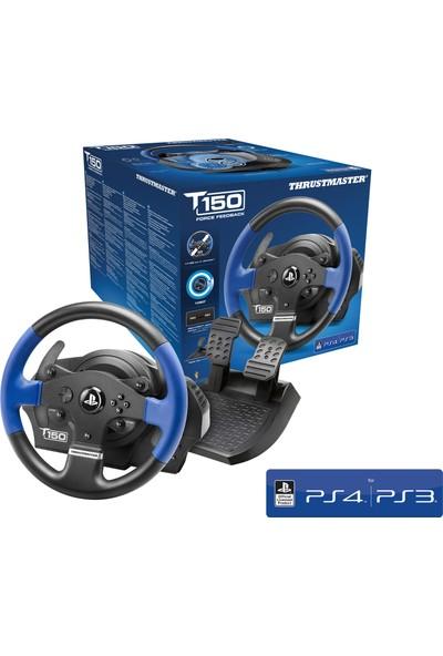 Thrustmaster T150 Force Feedback Yarış Direksiyonu (PC,PS3,PS4)