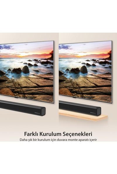 TaoTronics TT-SK023 40W 80 cm Kablosuz Bluetooth Soundbar Ev Sinema ve Ses Sistemi
