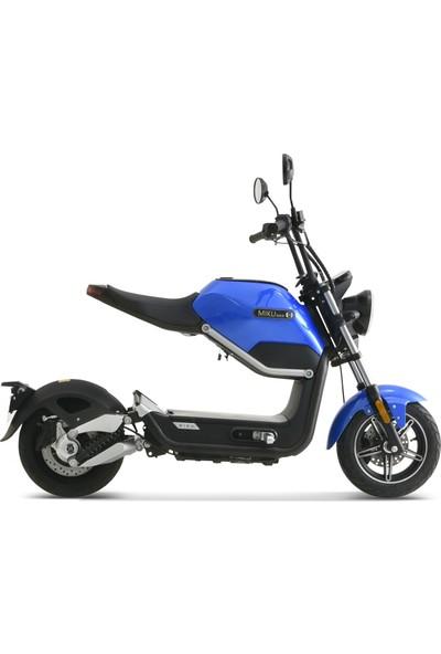 Sunra Miku Max Elektrikli Scooter Mavi