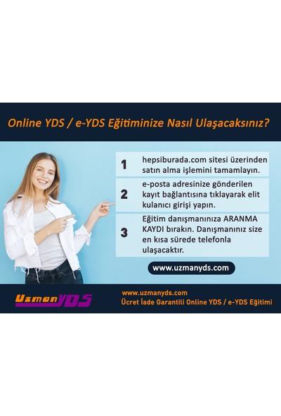 Uzman Uzmanyds - Yds / E-Yds Online Hazırlık Eğitimi - 3 Aylık