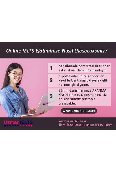 Uzman Uzmanıelts - Online Ielts Ac/gt Speaking Çalışmaları - 3 Aylık