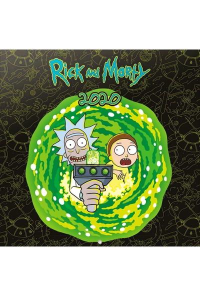 Erik Rıck And Morty 2020 Takvim İthal