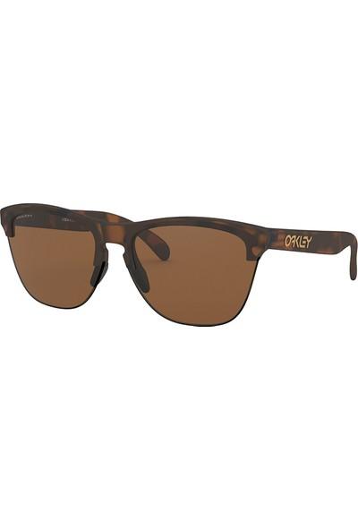 Oakley Frogskins Lite 9374-1163 Güneş Gözlüğü