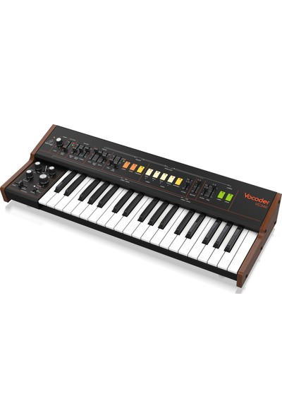 Behringer VC340 Analog Vocoder, Human Voice & String Synthesizer Klavye