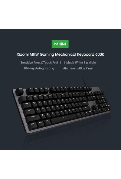 Xiaomi MIIIW Oyun Klavyesi (İthalatçı Garantili)