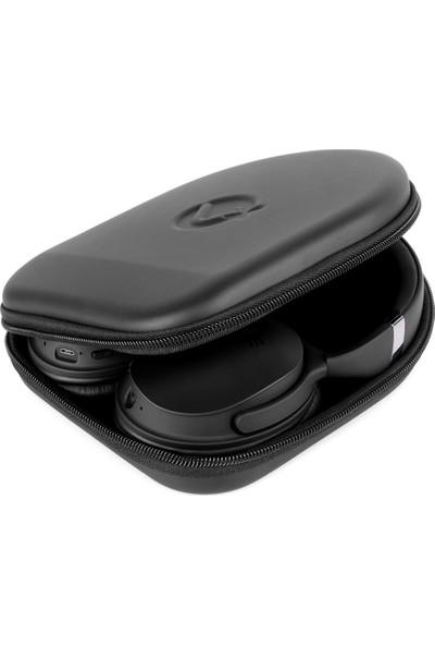 Volkano Silenco ANC Bluetooth Kulak Üstü Kulaklık Siyah