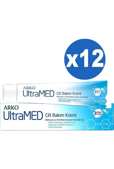 Arko Cilt Bakım Kremi Ultramed 40 Grx12 Adet