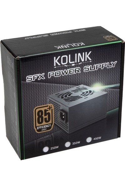 Kolink Sfx Psu 450W 85+ Bronze Güç Kaynağı