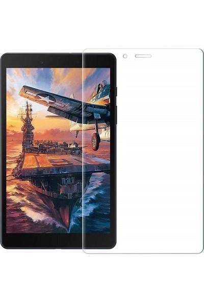 """Essleena Samsung Galaxy Tab A 8"""" 2019 T290 T295 T297 Tempered Glass Cam Koruma"""