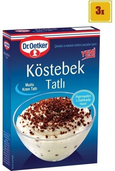 Dr.Oetker Köstebek Tatli 106 gr x 3