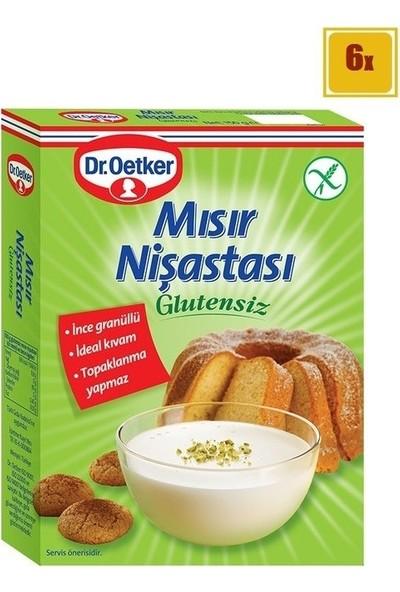 Dr. Oetker Glutensiz Mısır Nişastası - 150 gr x 6