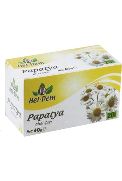 Hel-Dem Papatya Çayı 20'li