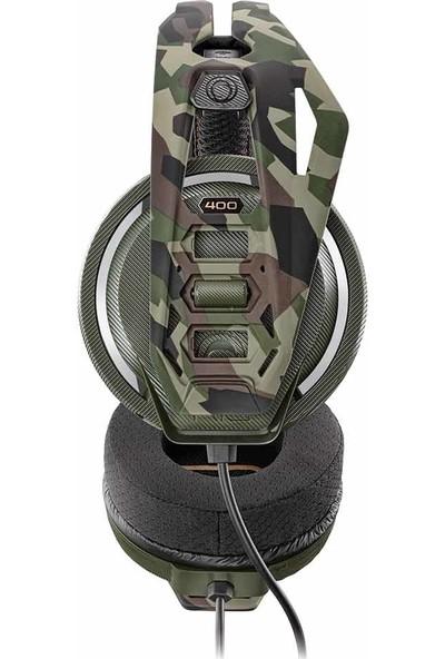 Plantronics RIG 400 Forest Camo Gürültü Önleyici Mikrofonlu Oyuncu Kulaklık