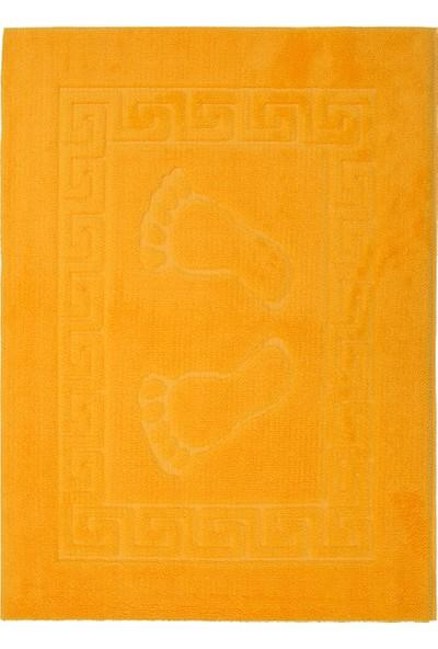 Miss Line Welsoft Ayak İzli Kaymaz Paspas 50 x 70 cm P-09 Sari