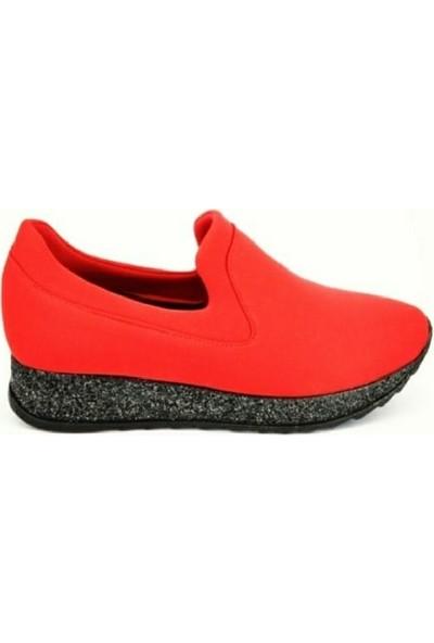 Marine Shoes Kadın Sneakers Ayakkabı 36