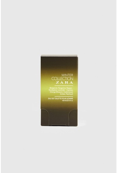 Zara Winter Collectıon 100Ml