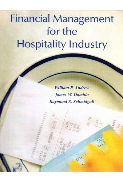 Pearson Longman Financial Management For The Hospitality Industry