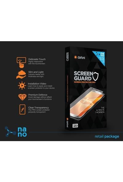 Dafoni General Mobile Android One/GM 5 Nano Glass Premium Cam Ekran Koruyucu