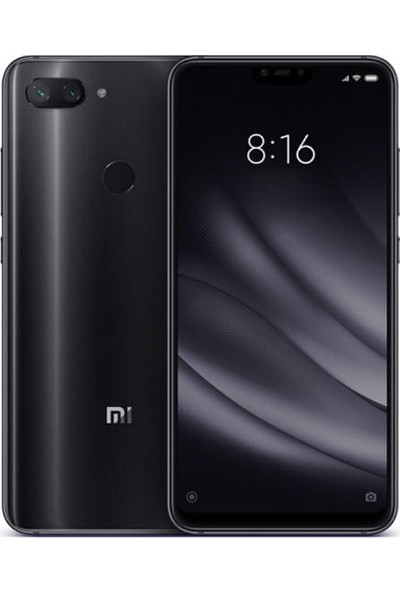 Dafoni Xiaomi Mi 8 Lite Nano Glass Premium Ön + Arka Cam Ekran Koruyucu